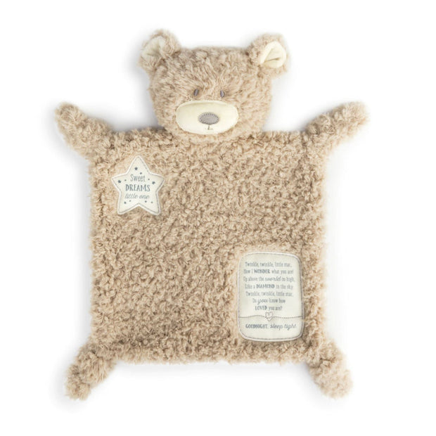 Sweet Dreams Bear Blankie