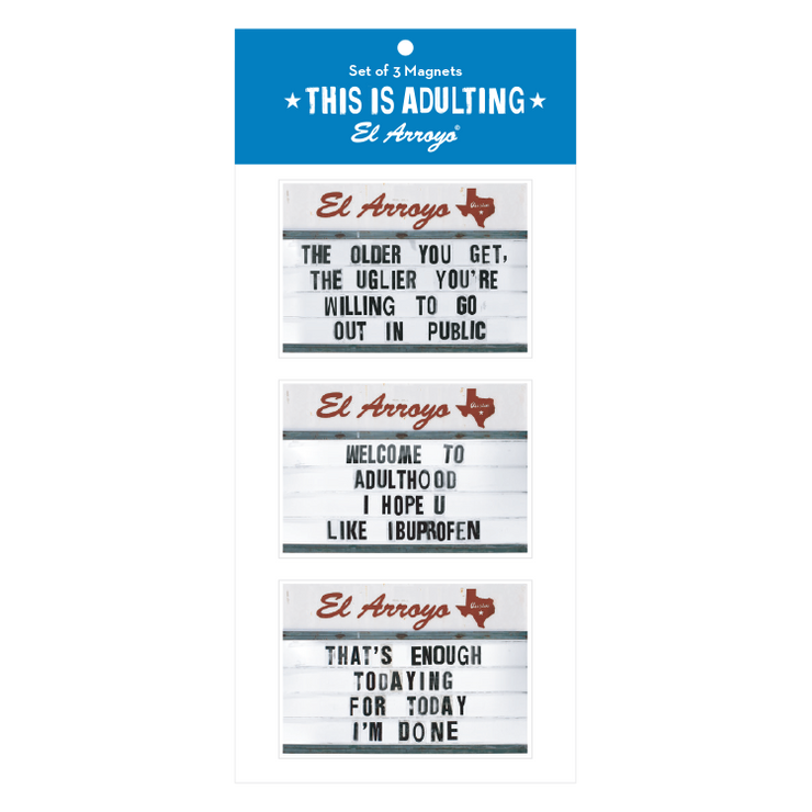 El Arroyo Magnets - ASSORTED