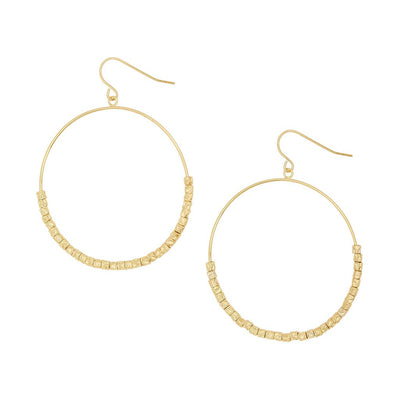 Gorjana - Laguna Hoop Earrings