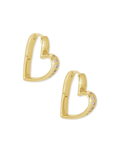 Kendra Scott - Ansley Small Hoop