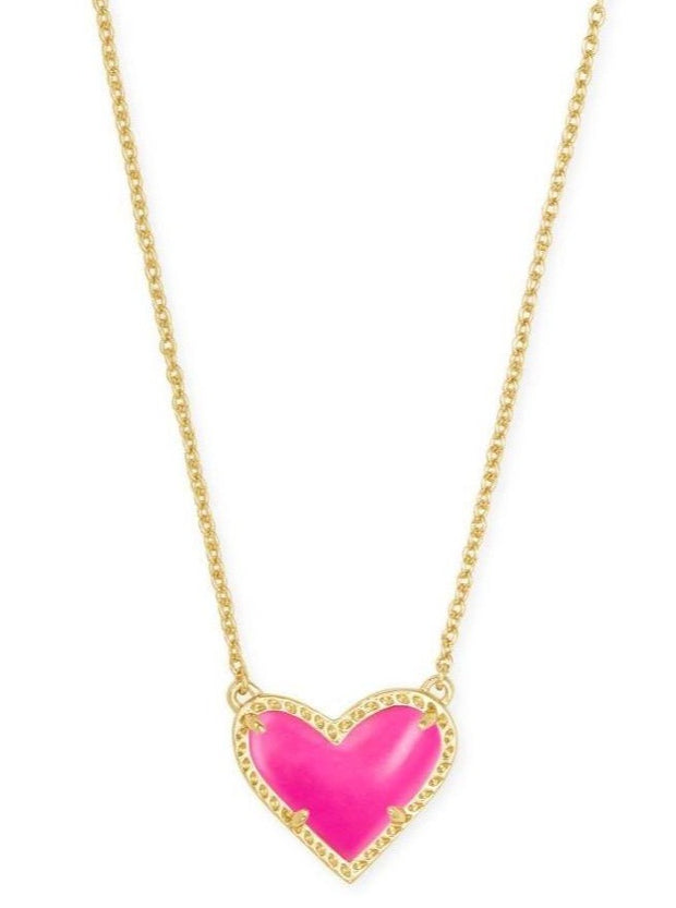 Kendra Scott - Ari Heart Necklace