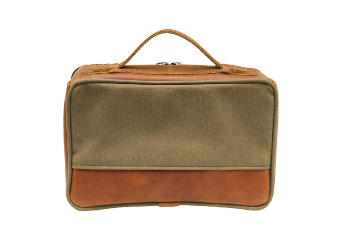 Jon Hart - Canvas Dopp Kit