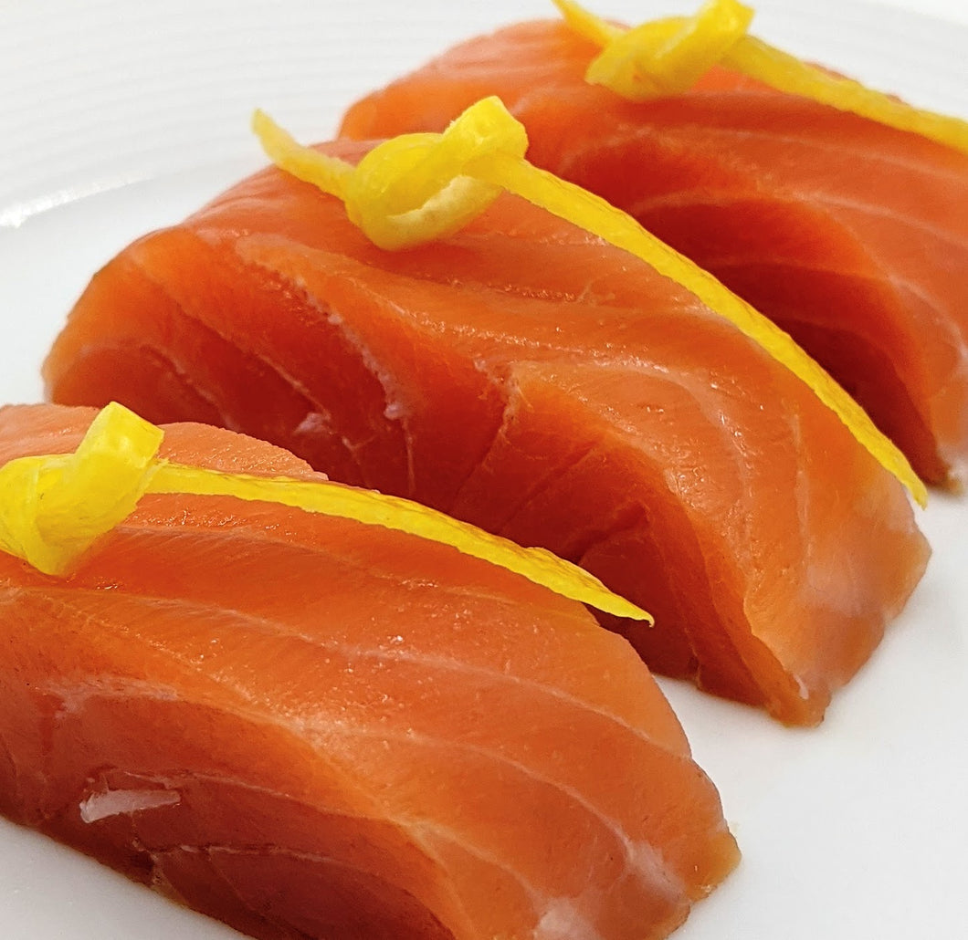 Smoked Scottish Salmon Prime Tenderloin Fillet - 200g