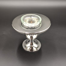 Load image into Gallery viewer, Silver Plated Conic Caviar Server