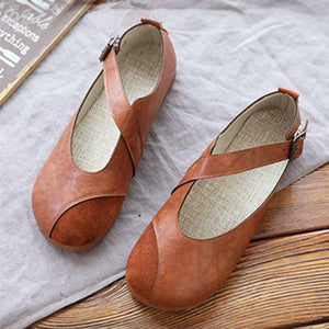 Women Fashion Soft Daily Flat Heel Flats