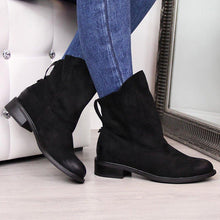 Load image into Gallery viewer, Women Daily Comfy Casual Slip On Boots