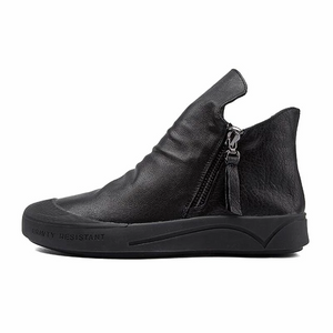 Soft Comfortable Flat Ankle Boots