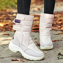 Load image into Gallery viewer, Women Winter Casual Warm Lining Snow Boots