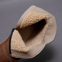 Load image into Gallery viewer, Women Winter Flat Heel Boots