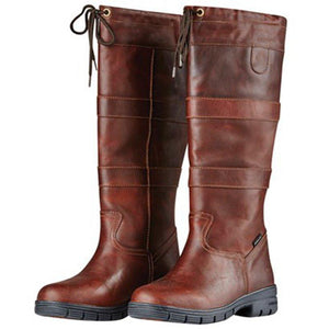 Women's outdoor waterproof casual riding boots