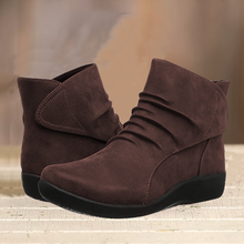 Load image into Gallery viewer, All Season Flat Heel Daily Boots