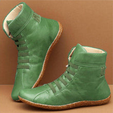 Load image into Gallery viewer, Women Casual Daily High Top Flat Boots