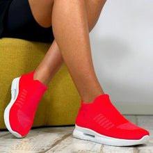 Load image into Gallery viewer, Women Casual Comfy Daily Slip On Sneakers