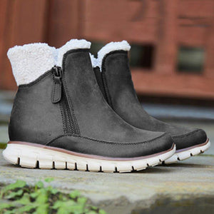 Casual Pu Winter Boots