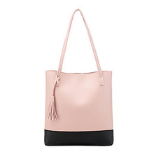 Load image into Gallery viewer, Bucket Tassel Hand Shoulder Bag