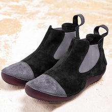 Load image into Gallery viewer, Athletic Style Slip On Ankle Boots