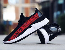 Load image into Gallery viewer, Men Mesh Fabric Breathable Casual Running Sneakers