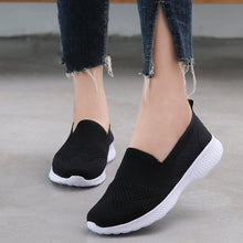 Load image into Gallery viewer, Women's Breathable Sneakers Slip On Chic Shoes