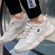 Load image into Gallery viewer, Daily Life Mesh Cloth Thick Soled Sport Casual Shoes