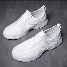 Load image into Gallery viewer, Men's Breathable Personality Crocodile Mesh Mesh Sneakers