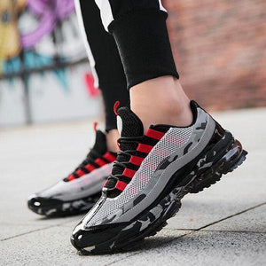Men's Comfortable Breathable Sneakers Trend Casual Shoes