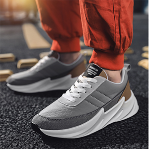 Men's Fashion Trend Breathable Low-Top Sneakers