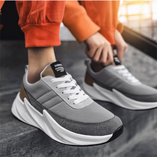 Load image into Gallery viewer, Men's Fashion Trend Breathable Low-Top Sneakers