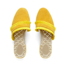 Load image into Gallery viewer, Women's Simple Solid Color   Tassel Flat Shoes