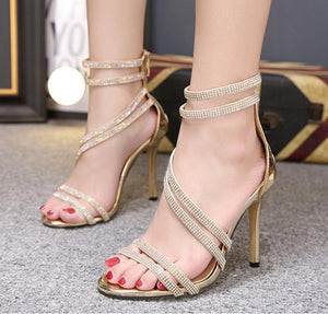Flash Drill Open Toe Sandals