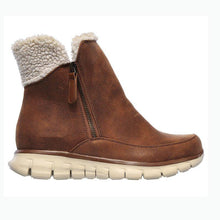 Load image into Gallery viewer, Casual Pu Winter Boots
