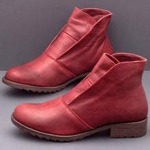 Load image into Gallery viewer, Leather Spring/fall Boots