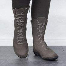Load image into Gallery viewer, Flat Heel All Season Daily Boots