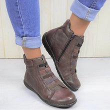 Load image into Gallery viewer, Daily Casual Zipper Ankle Boots for Women