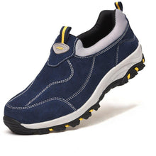 Load image into Gallery viewer, Unisex Outdoor Slip On Work & Safety Sports Sneakers