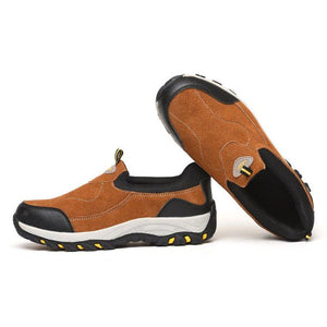 Unisex Outdoor Slip On Work & Safety Sports Sneakers