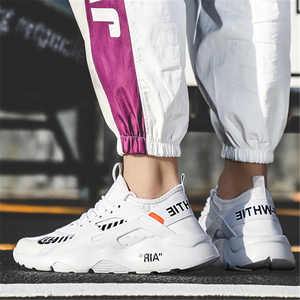 Retro sports fashion trend wild couple shoes