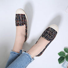 Load image into Gallery viewer, Bohemian Flat Bottom Comfortable Fisherman Shoes