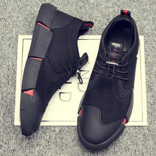 Load image into Gallery viewer, High Quality Mens Soft PU Leather Casual Shoes
