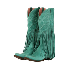 Load image into Gallery viewer, Tassel Casual Leather Boots