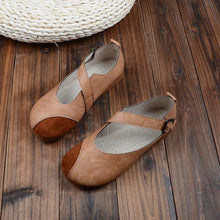 Load image into Gallery viewer, Women Fashion Soft Daily Flat Heel Flats