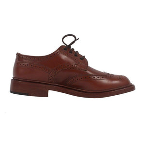 Plus Size Classic Leather Bullock Lace Up Oxford Loafers