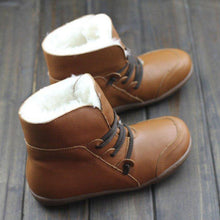 Load image into Gallery viewer, Women Warm Snow Winter Casual Comfy Ankle Booties