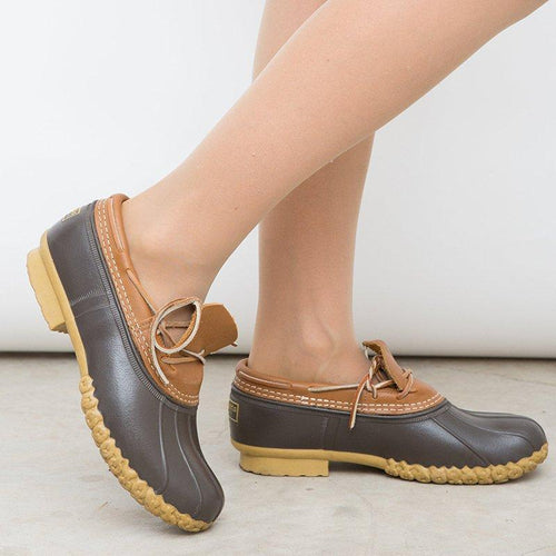Womens Low Heel Lace-Up Artificial Leather Loafers All Season Shoes