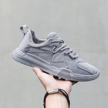 Load image into Gallery viewer, men Vulcanize shoes casual Canvas Shoes man Low-Top Breathable Flat tenis trainers Shoes fashion sneakers