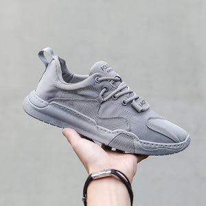 men Vulcanize shoes casual Canvas Shoes man Low-Top Breathable Flat tenis trainers Shoes fashion sneakers