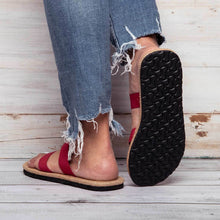 Load image into Gallery viewer, Casual Flat Heel Summer Slippers