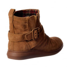 Load image into Gallery viewer, Women Comfy Suede Boot Shoes