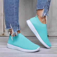 Load image into Gallery viewer, All Season Casual Breathable Elastic Slip On Sneakers