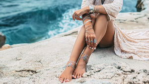 Fashionable Save the Ocean Anklets come in many UNIQUE STYLES.