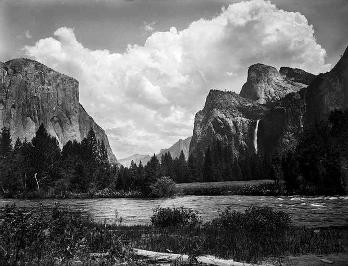 Earth Day Spotlight: Ansel Adams, A History of Inspiration and Conservation